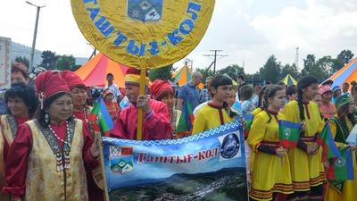 """Национальный шорский праздник """"Томазак Пайрам"""" прошел в Кемеровской области"""