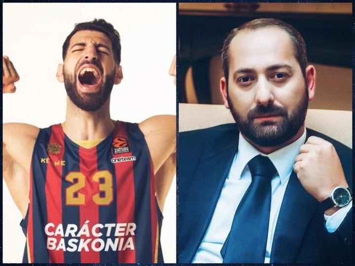 Грузинская диаспора РФ выступила в защиту баскетболиста Торнике Шенгелия