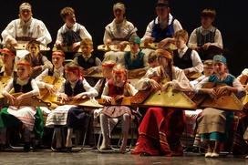 """Международный фестиваль народной музыки """"Кантеле"""" в Карелии продлится девять месяцев"""
