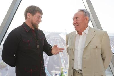 Кадыров рассказал о дружбе чеченцев и казахов в соцсетях