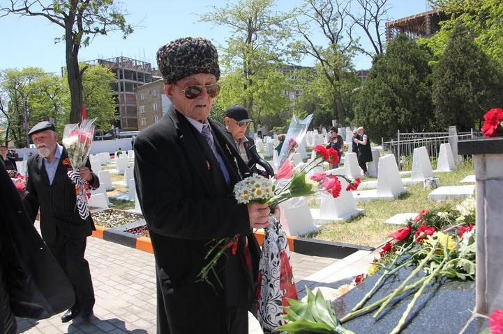 День Победы в Махачкале