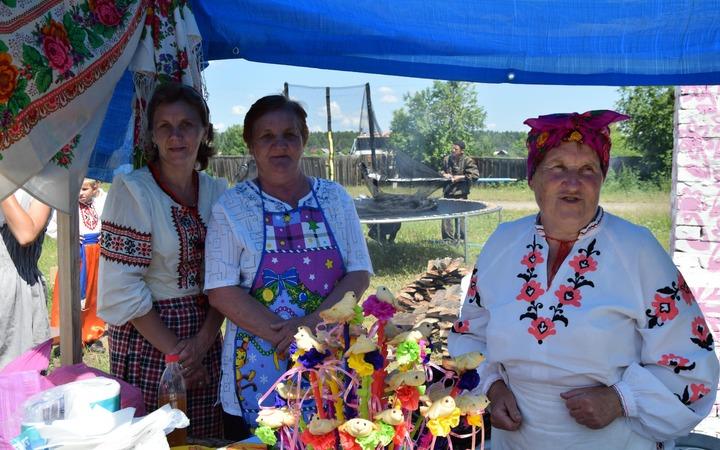 В селе Батама Иркутской области за один день съедят тысячу вареников