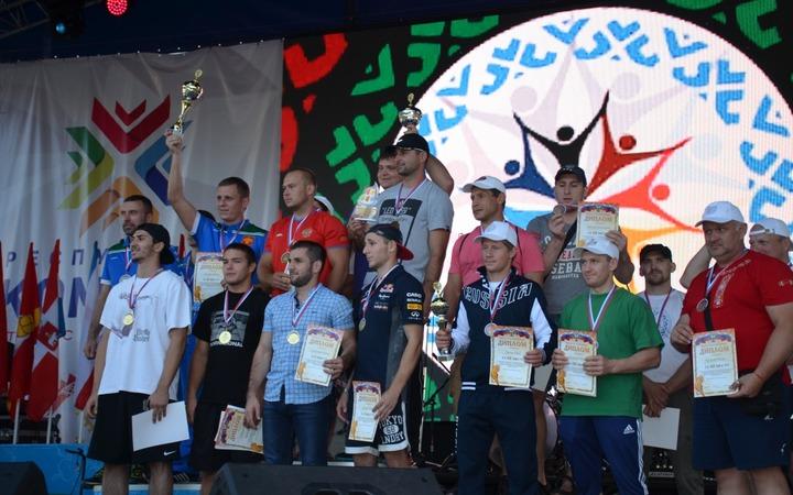 Фестиваль национальных и неолимпийских видов спорта завершился в Коми