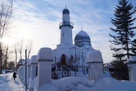 Многоконфессиональный Томск