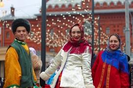 """Старинные забавы и традиционные блюда предложат на """"День народного единства"""" в Москве"""