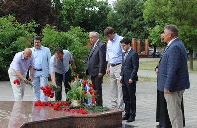 В Крыму почтили память жертв депортации армянского, болгарского и греческого народов