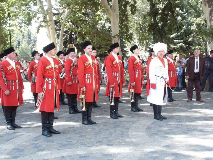 В августе зарегистрируют Крымский казачий округ