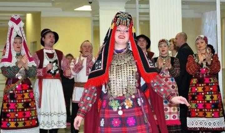 В Удмуртии отмечают Дни родственных - финно-угорских народов