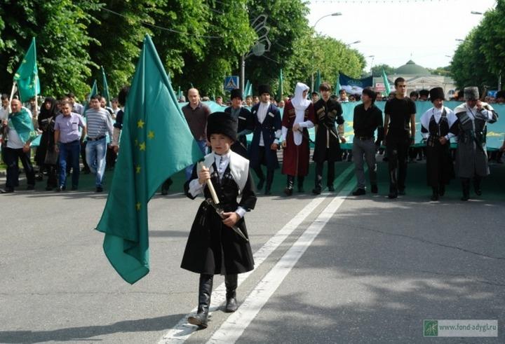 На юге России вспомнили жертв Кавказской войны