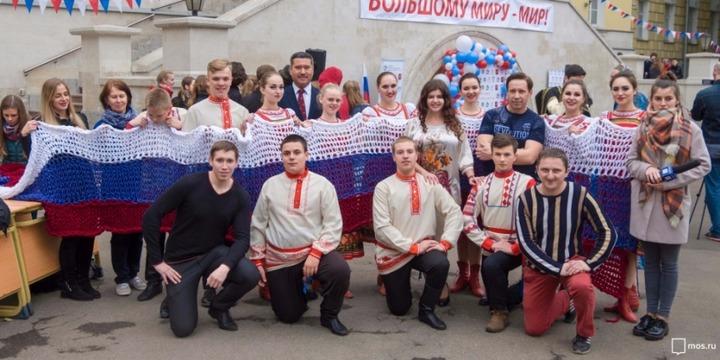 """Конкурс студенческих работ о межнаце пройдет на фестивале """"Мы — россияне"""""""