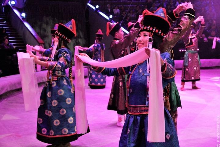 В Москве пройдет этно-шоу с бурятскими, тувинскими и калмыцкими танцами