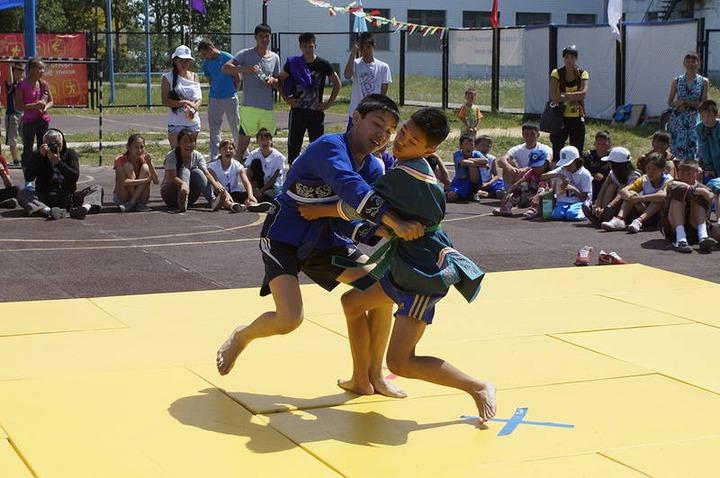 На Сахалине  пройдет первенство по национальным видам спорта среди детей коренных народов