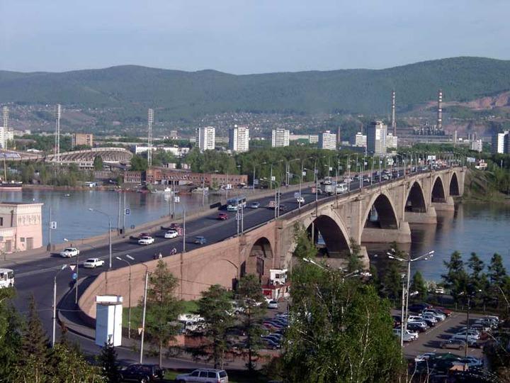 Красноярск приобрел статус города-миллионника за счет прироста мигрантов