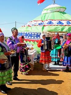 Более 34 тысяч человек посетили Сабантуй в Челябинской области