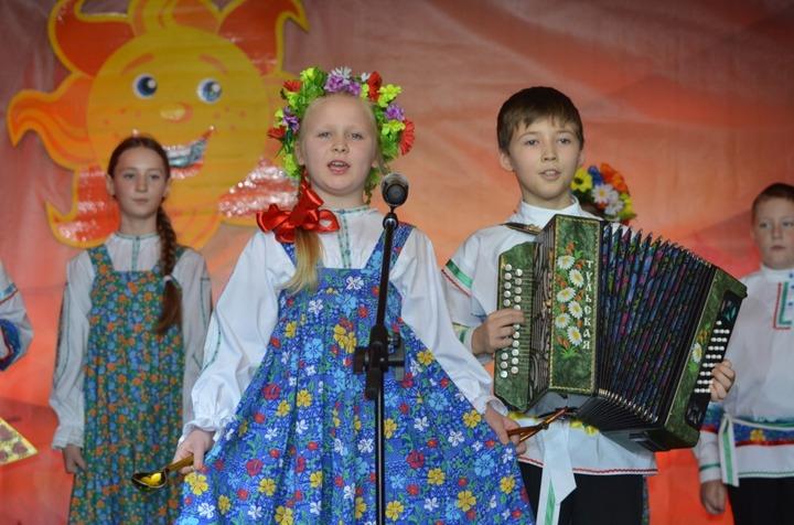 В Мурманской области назвали лучшие детские фольклорные коллективы