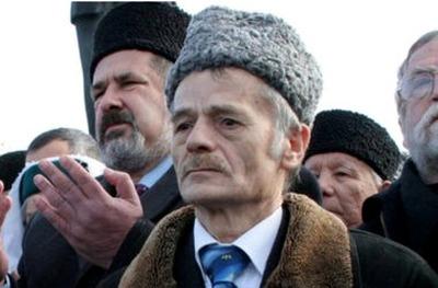 Изгнанный из Крыма лидер крымских татар подал в ЕСПЧ иск против России