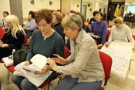 Брендирование этнокультурных НКО обсудили в Красноярске