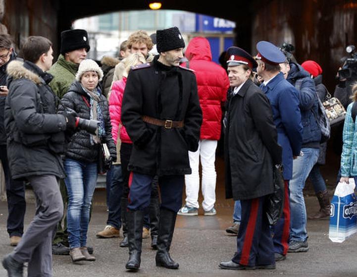 Кроме мобильных групп дагестанских спортсменов в Сургуте появятся казачьи патрули