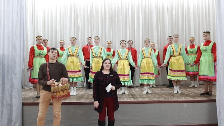 Марийцы Удмуртии отметили национальный Новый год