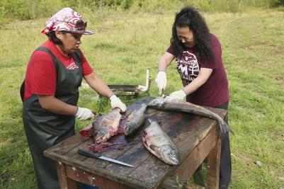 ФАДН выступило против сокращения длины сетей при рыболовстве для коренных народов