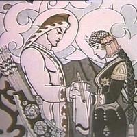 Красавицы, герои и Ворон Кутха