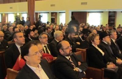 В Москве состоится VI съезд Федерации еврейских общин России