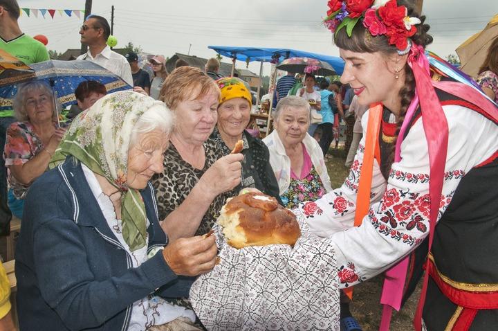 Фестиваль вареников в Иркутской области