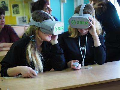 Школьники изучают исчезающий тофаларский язык через VR-технологии