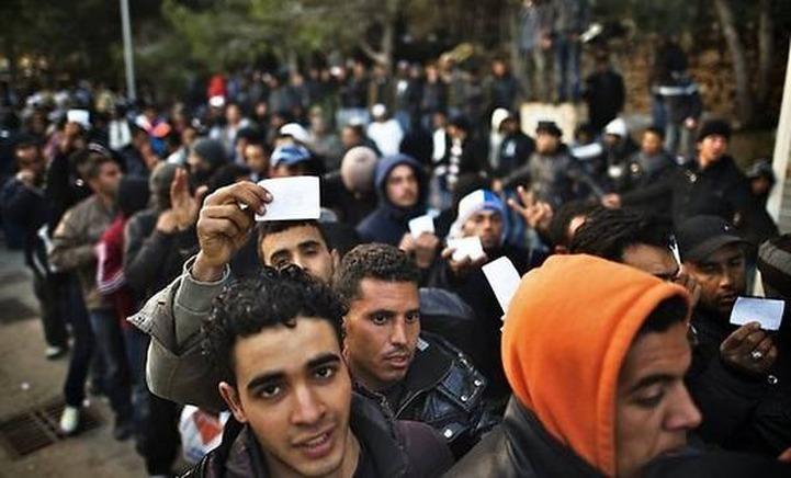 Эксперт: Беженцы едут в Европу через Россию