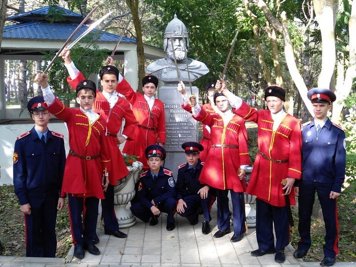 В Анапе казаки посоревнуются в военно-спортивных играх