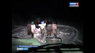 Замерзающую семью оленеводов спасли на Ямале