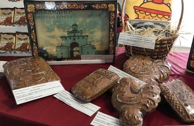 Покровский пряник стал гастрономическим сувениром Владимирской области