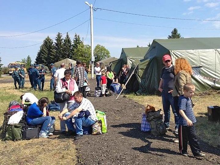В Ростовской области ликвидируют все лагеря для беженцев до конца сентября