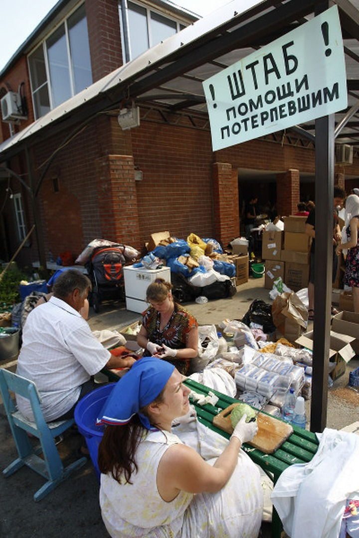 Прокуроры посетили оппозиционную радиостанцию в Крымске по заявлению казаков