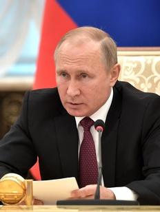Путин подписал указ о создании Фонда сохранения и изучения родных языков