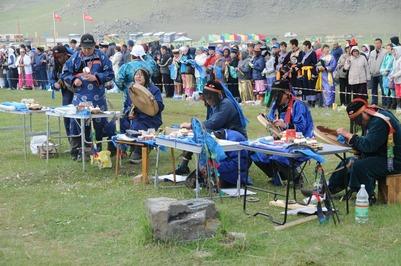 На Ердынских играх соберутся самые сильные шаманы России