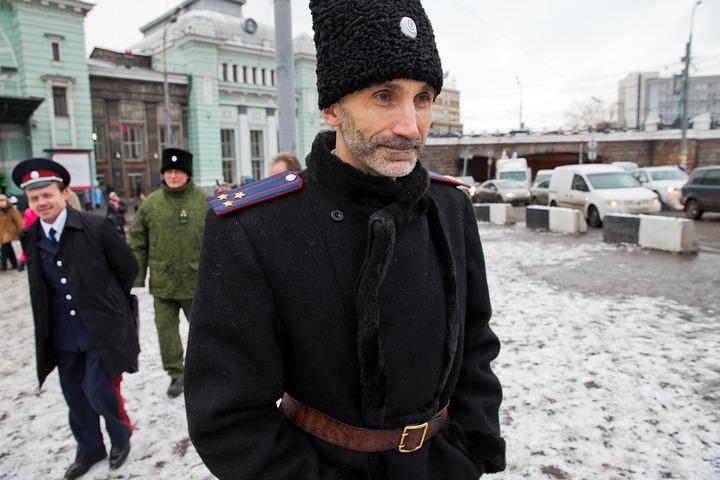 Более 40% россиян одобряют патрулирование городов казаками