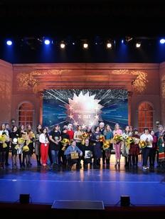 """СМИротворцев"" поздравили бурятским роком и танцем сернурских мари"