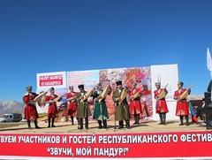 Фестиваль пандуристов пройдет в Дагестане