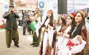 В Адыгее казаки договорились о сотрудничестве с курдами