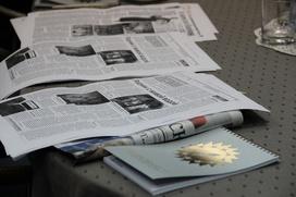 """Жюри """"СМИротворца"""" начало оценку работ федеральных и региональных СМИ"""