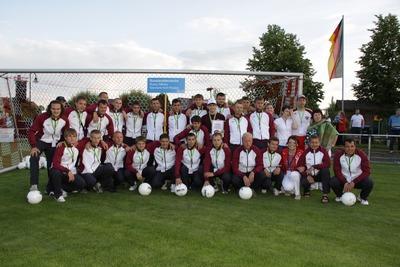 Российские немцы отправятся на Чемпионат Европы по футболу среди национальных объединений