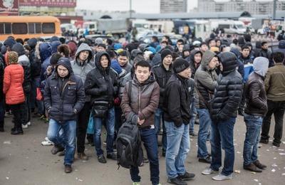 Мигранты совершают менее 4% от всех раскрытых преступлений в России