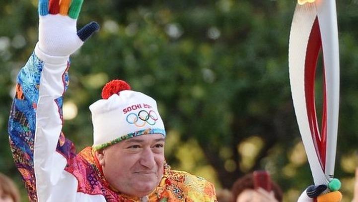 Шаварш Карапетян: Эстафета олимпийского огня в Сочи должна стать праздником для всех народов