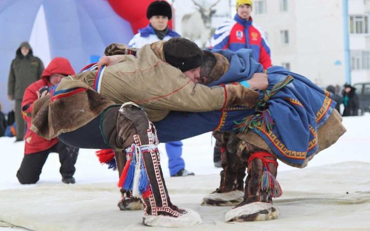 Оленеводы ЯНАО посоревнуются в национальных видах спорта за кубок губернатора