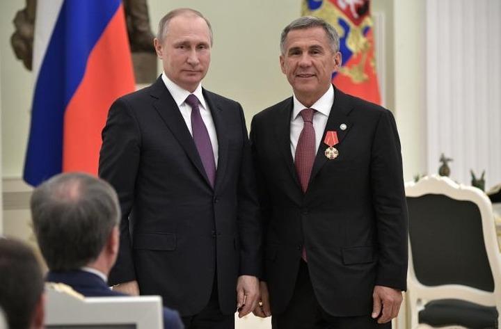 СМИ: Кремль не будет продлевать договор с Татарстаном