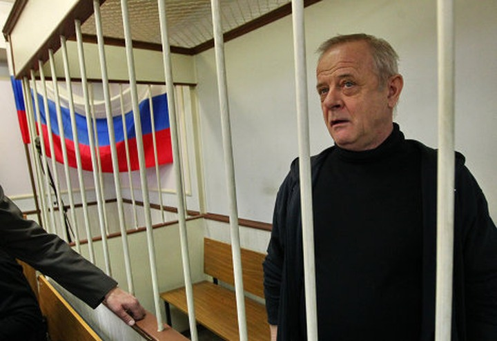 Мосгорсуд признал экс-полковника Квачкова виновным в организации мятежа