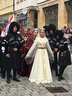 Дагестанский ансамбль стал победителем фестиваля в Чехии