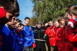 Казачий праздник народных единоборств в Великом Новгороде