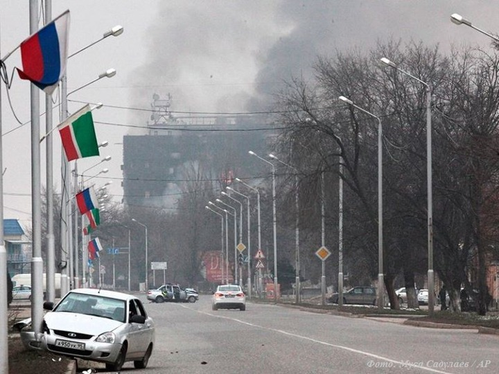 Среди причин конфликта в Грозном эксперт назвал этнические и национальные факторы